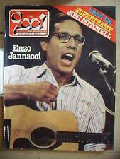 CIAO 2001 1980 Enzo Jannacci