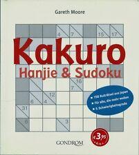 Kakuro Hanjie Sudoku über 150 Zahlenpuzzle Gareth Moore
