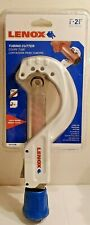 """Lenox 1/4""""-2-5/8"""" Tubing Cutter 21013Tc258 4 Roller Tracking System"""