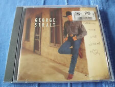 GEORGE STRAIT Carrying Your Love With Me Country CD 10 Tracks TOP!!!