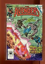 AVENGERS 263(8.0)(VF)JEAN GREY RETURNS-MARVEL(b026)