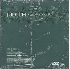 "JUDITH MATEO ""X-TO""ULTRA RARE SEALED SPANISH PROMO DVD / QUEEN LEYENDAS DEL ROCK"