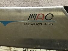 Mac Molybdenum A-70 Kitchen 7 Inch Knife Made In Japan