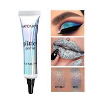 Multifunktion glitter Paillein Leim Creme eyeshadow Primer Frauen Make-Up-Tool