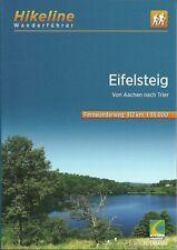 Wanderführer Fernwanderweg Eifelsteig Aachen - Trier 2020 1:35.000 NEU Hikeline