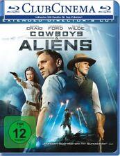 Cowboys & Aliens - Extended Director's Cut [Blu-ray](NEU/OVP) Daniel Craig, Harr