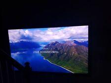 """$30,000 Retail Panasonic Th-85Pf12U 85"""" 1080p Hd Plasma Television Commercial"""