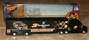 Dale Earnhardt Sr. 2000 #3 Goodwrench Service Plus Winner's Circle Trailer Rig