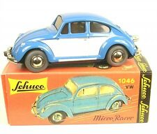 VW Käfer (Beetle) Micro Racer 1046 (blue/white)