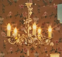 NEXT RIVOLI 5 Light Pendant Ceiling Lighting & Chandelier NEW