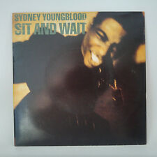 "Sydney Youngblood – Sit And Wait-  Label: Circa – 90586  - Vinyl, 7"",  45 RPM"