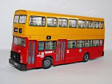 ABC MODELS LEYLAND VICTORY 2 BUS NEW LANTAO BUS ROUTE 7 1/76 000401