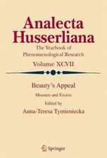 Analecta Husiana: Beauty's Appeal : Measure and Excess 97 (2007, Book, Other)