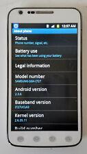 Nice Skyrocker AT&T ATT Smartphone Cellphone Samsung Galaxy S2 SII SGH-I727