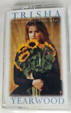 """Trisha Yearwood """"The Song Remebers When"""" Cassette NEW, Factory SEALED"""
