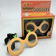 Onion Goggles Chopping Eye Protector Tears Free Glasses Novelty Fun Xmas Gift