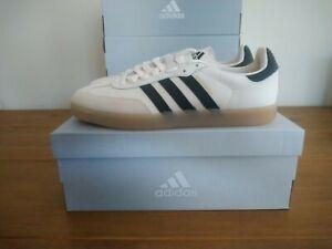 Adidas Velosamba SPD Cycling Shoes Wonder White Black Size 9 UK BNIBWT