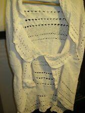 original ce châle couleur ocre laine bio fait main PRIX CASSE