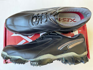 NEW FootJoy XPS-1 56031 Black White  Men's Golf Shoes 12 $190, New In Box