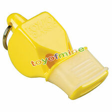 EDC fox40 Plastic Soccer Football Basketball Sports Referee Whistle