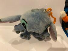 Disneyland Walt Disney World Rare Lilo And Stitch Mini Plush Keychain RETIRED