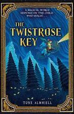 BRAND NEW Book The Twistrose Key by Tone Almhjell (2014, Paperback)