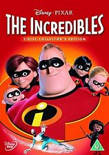 The Incredibles (2disc Collectors Edition) [DVD] [2004]