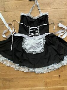 Ann summers Maid To Pleasure Outfit. Size 12-14