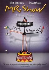 Mr. Show: The Complete Collection [DVD Box Set, Comedy, Bob & Dave, 6-Disc] NEW