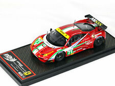BBR 1/43 Ferrari 458 GT2 6 hour of Silverstone #71 Limited 168 pcs