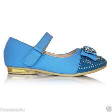 Calzado de niña azules Talla 24