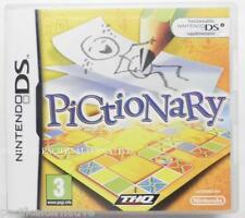 jeu PICTIONARY sur nintendo DS en francais game spiel juego enfant gioco dessin