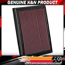 K&N Filters Fits 2016-2017 Nissan Titan XD Hi-Flow Air Intake Filter