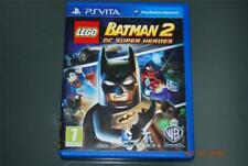 Lego Batman 2 DC Super Heroes PSVita Playstation Vita ** FREE UK LIVRAISON **