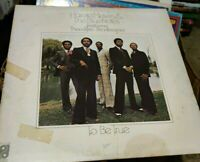 To Be True LP (Harold Melvin And The Blue Notes - 1975) S PIR 80399 (ID:15706)