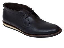 Runde HUGO BOSS Herren-Business-Schuhe aus Echtleder