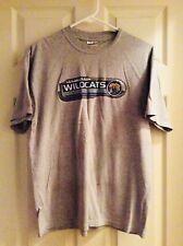 Kentucky Wildcats UK Jerzees Men's Gray T-Shirt Size Large