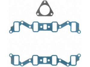 For GMC C2500 Suburban Intake Manifold Gasket Set Felpro 84714MG
