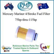 RMP Fuel Filter Element Mercury Mariner 4/Stroke 75hp-thru-115hp # R 881540  68V