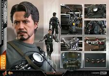 Hot Toys Iron Man 1/6th Tony Stark (Mech Test Version) Deluxe Version MMS582