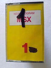 Msx NEW Program msx n.1