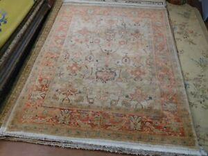 Mahal modern rug Amazing Sultanabad carpet 8 x 10 Peshawar handmade