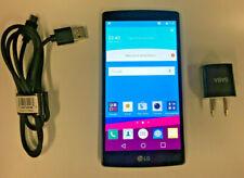LG G4 H815 Genuine Leather Black GSM factory Unlocked international Model