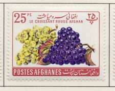 Afghanistan 1961 Agriculture Issue Fine Mint Hinged 25ps. 214335