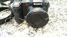 Sony Cyber-shot DSC-H50 9.1MP Digital Camera - Black . 115679-1 (JO) LOC. BY6B