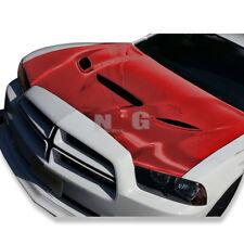 For 2011-2014 Charger Dodge Hellcat style Fiberglass hood HC-227H