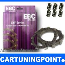 Embrague EBC Carbon Yamaha TT 600 W (2jt/3su1) frame # 59x 7853 LSN plumas incl.