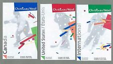 CANADA 2003  Set of 3 Booklets  - CHRISTMAS Gifts (F/v=$17.16)- Complete - MNH