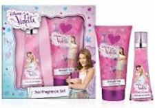 Disney VIOLETTA Duo Fragrance Set - 50ml EDT & 150ml Shower Gel