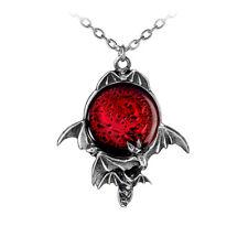 GENUINE Alchemy Gothic Pendant - Blood Moon | Men's Ladies Alternative Necklace